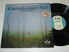 LP/BEETHOVEN/KLAVIERKONZERT 5/ADOLF DRESCHER/JONES/Tip 633506