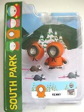 South Park 2005 Mezco Series 1 KENNY WITH RATS action figure toy doll NIP