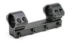 Hammers One Piece Magnum Airgun Air Rifle Scope Mount AM4L LOW w/ Stop Pin