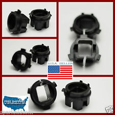 H7 Xenon Bulb Adaptor HOLDERS fits 2012 2013 Hyundai Veloster Genesis Coupe 3.8