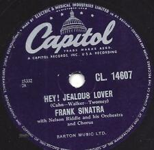 Frank Sinatra : Hey! Jealous Lover  +  Johnny Concho Theme - Wait for me