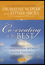 Abraham-Hicks Esther Hicks and Dr Wayne Dyer DVD - Cocreating at its Best - NEW