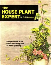 Indoor Gardening The House Plant Expert Dr D G Hessayon Enlarged Edition 1980
