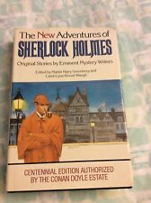 New Adventures of Sherlock Holmes-Illus.Original Stories by Mystery Writers 1987