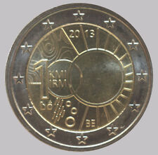 Belgium 2013 - 2 Euro Commemorative - 100yrs of Royal Meteo Insitute (UNC)