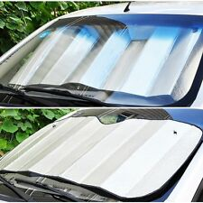 Collapsible Thick Aluminium Sunblock Front/Back Window Maruti Maruti Suzuki Ritz
