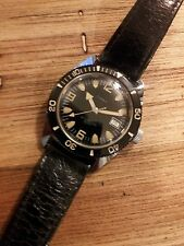 "vintage extremely rare 1970 Timex Men's Diver's watch "" PRISTINE CONDITION"""