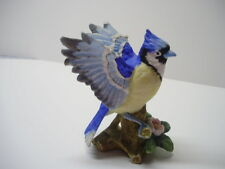 Lefton China Bluejay figurine