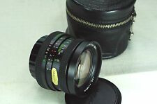 EXC++ Cased Rollei ROLLEINAR MC 28mm f 2.8 wide lens for Rolleiflex SL