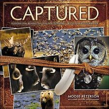 Captured: Lessons from Behind the Lens of a Legendary Wildlife Photographer (Voi