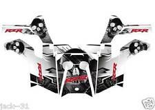 NG racing WRAP QUAD POLARIS RZRS RZR800S RZR 800 SKULL UTV RANGER 2011 - 2014