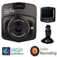 "Latest 1080P HD 2.4"" LCD Car DVR Camera Dash Cam Video Recorder Night Vision US"