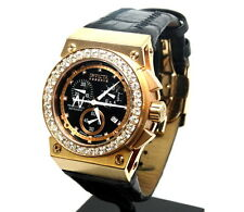 INVICTA Reserve 5587 Russian Diver 3ct DIAMOND Bezel AKULA Rose Gold Toned Watch