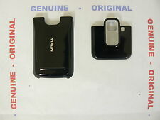 COVER ORIGINALE NOKIA -6120c-  retro completo nero