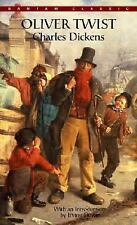 Oliver Twist - Charles Dickens (Paperback) Bantam Classics