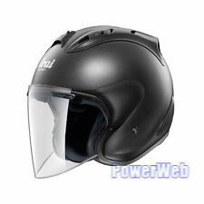NEW IN BOX ARAI SZ-RAM4 FLAT BLACK 61-62cm XL HELMET MADE IN JAPAN