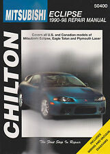 1990-1998 Chilton Mistubishi Eclipse Repair Manual