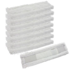 8 x UNIVERSAL Spray Bottle Cover Cloth Glass Cleaner Pads for Window Vacuum Vac