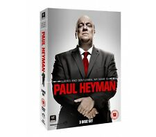 Official WWE: Ladies And Gentlemen: My Name is Paul Heyman DVD (3 Disc Set)