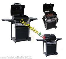 BARBECUE BARBEQUE BBQ SAPORILLO GAS A PIETRA LAVICA CASAFASHION SM G20512