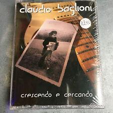 2 x MC SEALED CLAUDIO BAGLIONI -CRESCENDO E CERCANDO-DOPPIA MUSICAS  (NO LP CD