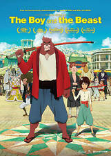 The Boy and the Beast (DVD, 2016)