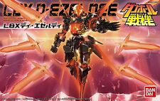 New Bandai LBX 053 D-Ezel Dee Danball Senki Kit Japan