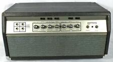 Vintage 1970's Ampeg NJ USA SVT Tube Electric Bass Guitar Amplifier Amp Head