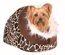 TRIXIE Minou Gatto/Gattino Cane/PU [[Y letto imbottito SOFT & WARM Peluche Giraffa 36302