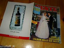 GENTE=1991/34=LORELLA CUCCARINI=CLAYTON NORCROSS=DENIA MAZZOLA GAVAZZENI=LONATE=
