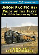 Union Pacific 844 Pride of the Fleet 150th Anniversary Tour 2 Disc BLU-RAY UP