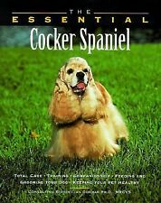 The Essential Cocker Spaniel, Howell Book House, Good Book
