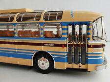Saviem s53m 1970 1/43 NOREV 530013 s53 M BUS s 53 autocar Cream with réparti