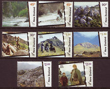 NEW ZEALAND 2004 LORD OF THE RINGS SET OF 8 UNMOUNTED MINT, MNH