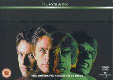 The Incredible Hulk : The Ultimate Collection (24 DVD)