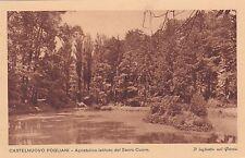CASTELNUOVO FOGLIANI - Sacro Cuore - Il Laghetto nel Parco