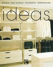Ideas: Storage-ExLibrary