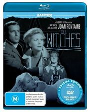 The Witches (Blu-ray, 2013) Hammer Horror - BRAND NEW/SEALED