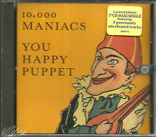 Natalie Merchant 10000 MANIACS You Happy 3 UNRELASED & ACOUSTIC SEALED CD single