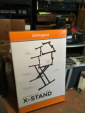 ROLAND HEAVY-DUTY STAND FOR THREE KEYBOARDS KS-32X //ARMENS
