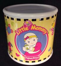 Vintage Play Pretend Fisher Price Little Mommy Baby Doll Food Bottle Accessories