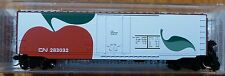 Micro-Trains Line #38340 (Canadian National) Painted different each sideSee Pics