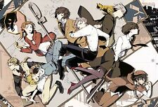 Poster A3 Bungou Stray Dogs 03