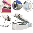Portable Sewing Machine Handheld Small Stitch Cordless Mini Clothes Thread Craft