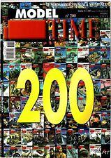 MODEL TIME #200 - IL MODELLISMO IN SCALA EUROPEA