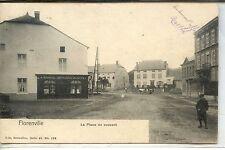 CP Belgique - Florenville - La Place du Couvent