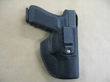 Taurus PT 917 9mm  IWB Leather In The Waistband Concealed Carry Holster Black US