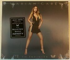"#1 TO INFINITY [Bonus Track] by MARIAH CAREY (CD, May-2015-Epic-USA) ""BRAND NEW"""