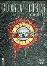 Guns N' Roses Complete Authorized Guitar Tab sheet music Songbook Volume 1 A-L