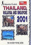 Budget Travel Guide Thailand, Malaysia and Singapore 2001 Sheehan, Sean, Levy,
